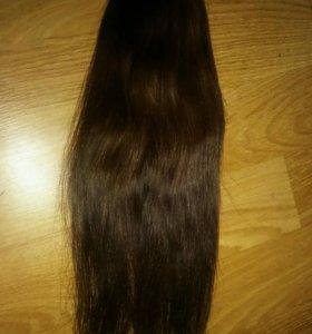 Натуральные волосы для наращивания, возможен торг