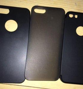 Чехлы на Apple 5, 5s, se