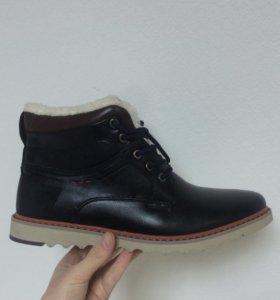 Новые зимние ботинки зимние