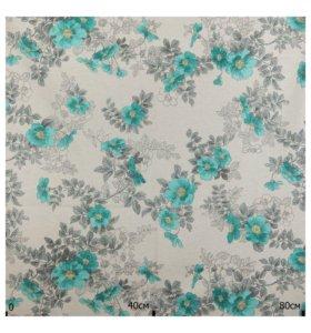 Ткань для штор, скатертей, чехлов для мебели.