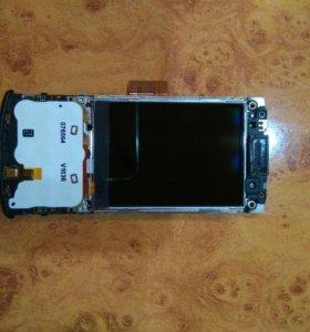 Nokia 6700s дисплей. Слайдер.