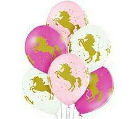 Воздушные шары для маленьких принцесс