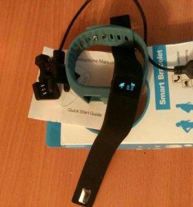 Умный браслет (фитнес-трекер) Smart Band TW64