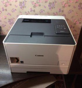 Цветной лазерный принтер Canon LBP 7100Cn