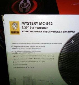 Аудио Акустика MYSTERY MC-542