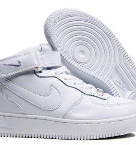 Nike Air Force Winter ❄️