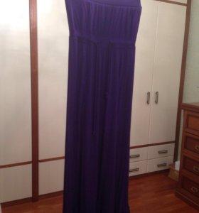 Платье-сарафан трикотажное новые
