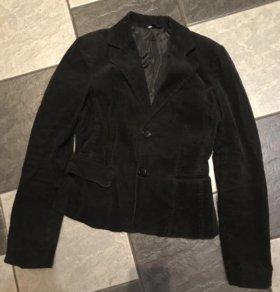 пиджак вельвет