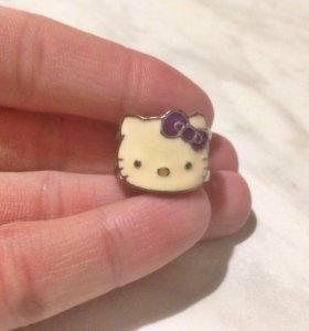 Кольцо Hello Kitty