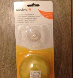 Накладки для кормления Medela размер s