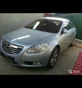 Opel Insignia 1.8 МТ, 2012, седан