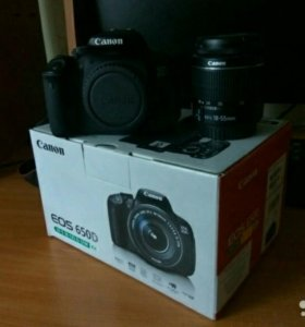 Canon EOS 650D Кит