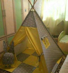Вигвам (палатка) для детей