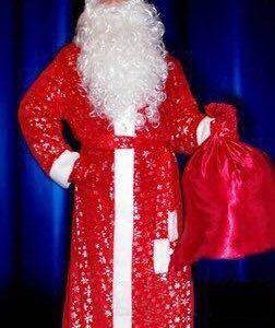 Дед Мороз новый