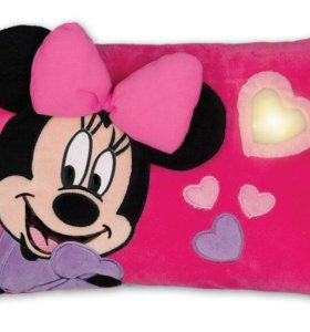 Подушки-светильники Disney