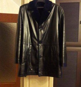 JORG WEBER! 52 р., удлиненная куртка.