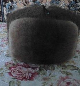 новая шапка из ондатры
