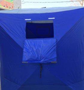 Палатка куб два слоя 180*180*205