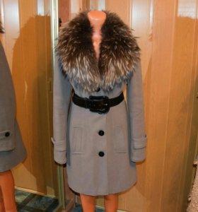 Зимнее пальто на высокий рост