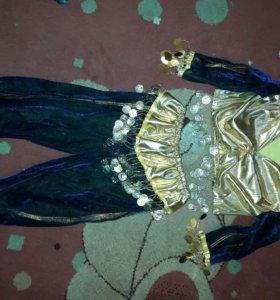 Новогодний костюм. Восточная красавица