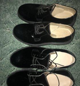 Военная обувь , лакированная