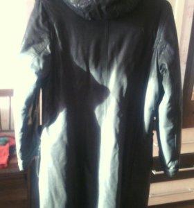 Шуба и пальто зимние
