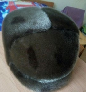 шапка из меха нерпы