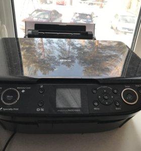 Принтер сканер цветной продам