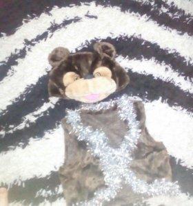 Новогодний костюм (медведь)