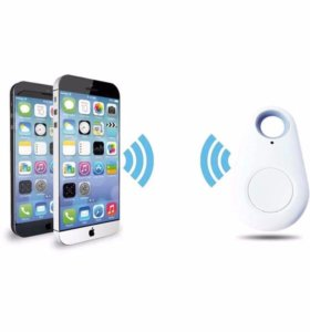 Метка gps Bluetooth
