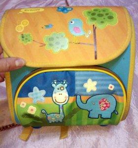 Рюкзак с ортопедической спинкой, торг