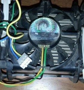 Intel CPU кулер A57855-001 Socket 478