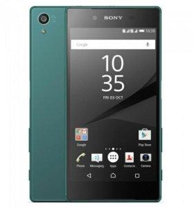 Смартфон Sony z5 Dual Green