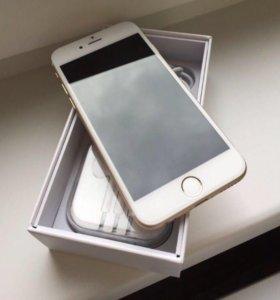 iPhone 6 16gb Gold идеал