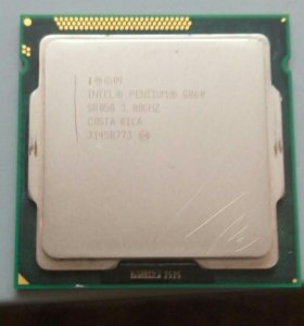Процессор Intel G860