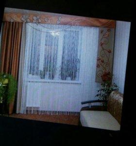 Ламбрекен,шторы