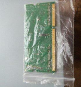 DDR3 2Gb для ноутв