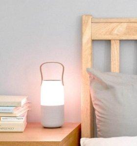 Колонка-светильник Samsung bottle design