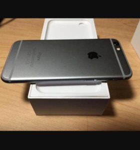 iPhone 6 Plus space gray 64gb