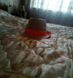 Шляпа льняная