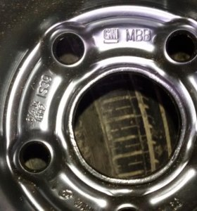 Cruze Круз колеса в сборе,запаска Kumho,2 диска