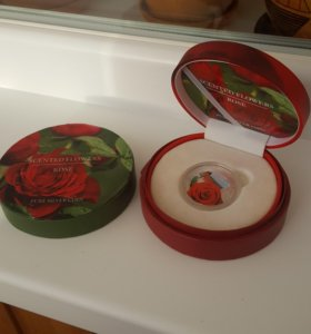 Коллекционная монета Scented Flowers ROSE