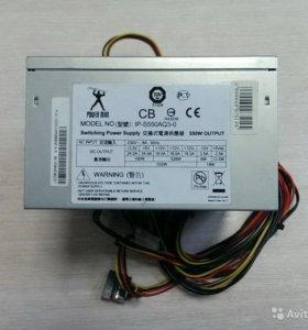 Блок питания Inwin Power MAN IP-S550AQ3-0, 550Вт