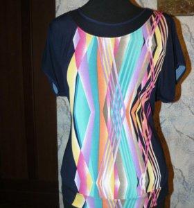 Блузка новая 50-52