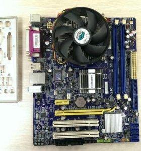 Комплект MB Foxconn G31MXP+intel Pentium E5400+Coo