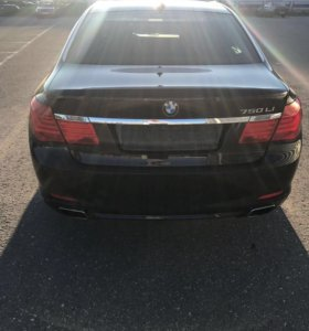 BMW 7 LONG XDRIVE 2011 года