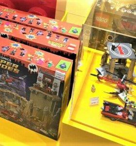 Конструктор lego DC 76052 Пещера Бэтмена (Лего)