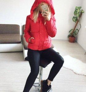 Куртка новая, по РФ+200₽