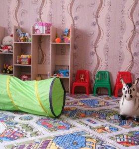 Няня на дому, ясли, детский сад