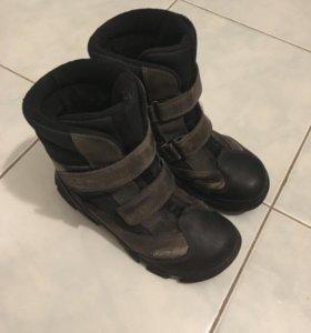 "Ботинки ""Ecco"" 32 р-р"